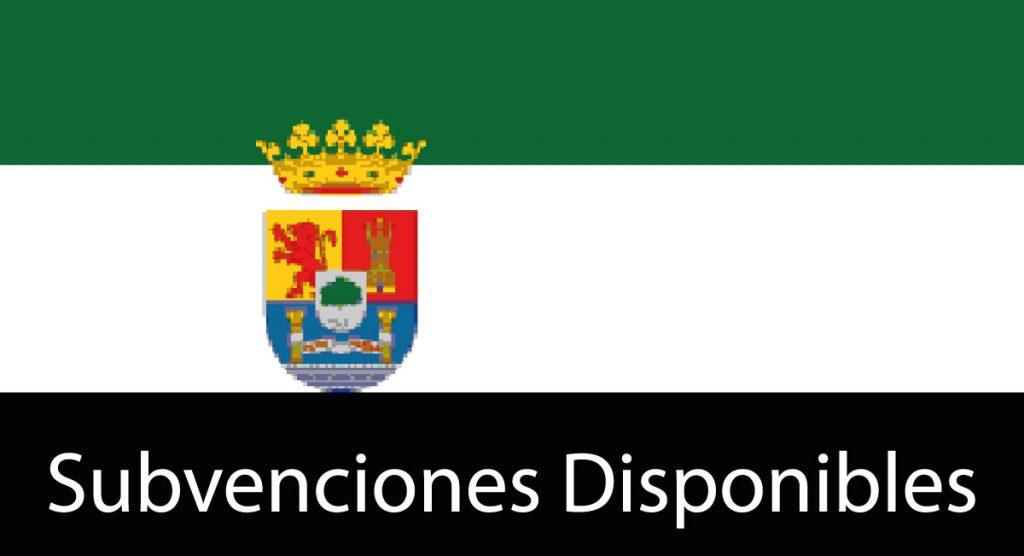 Extremadura Subvenciones y Ayudas