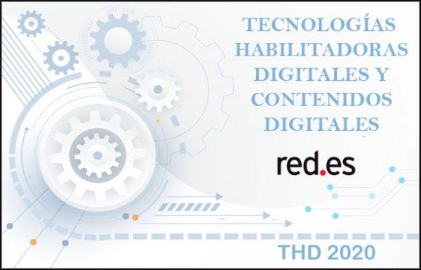 Tecnologías Habilitadoras Digitales