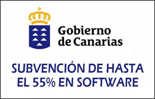 Canarias Software scaled - SUBVENCIONES  proyectos de INVERSIÓN en Canarias