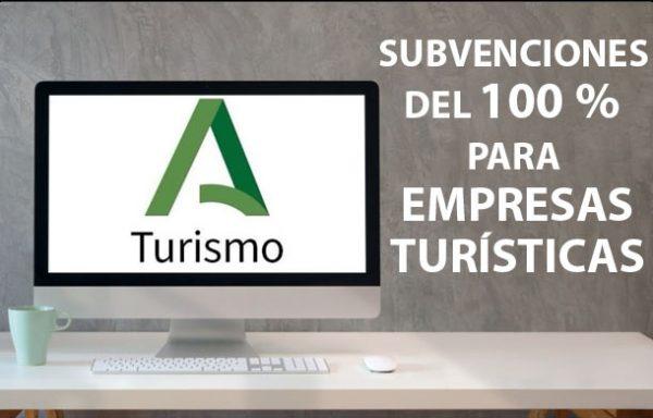 Subvenciones Turismo Andalucía